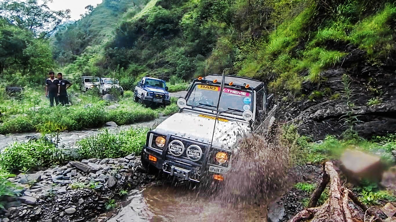 List Of Top 10 Off Roading Cars In India Sagmart