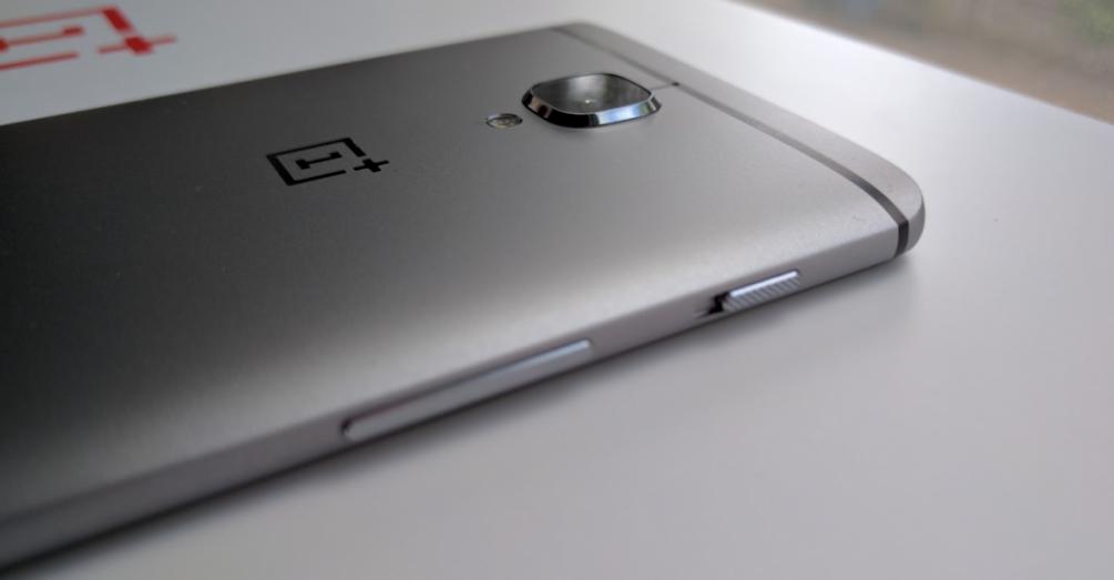 OnePlus 3 Camera Design