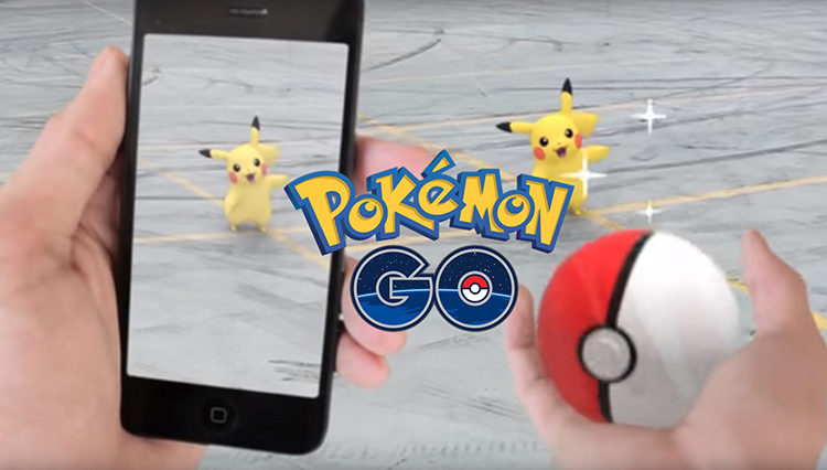 Play Pokemon Go in iPhone