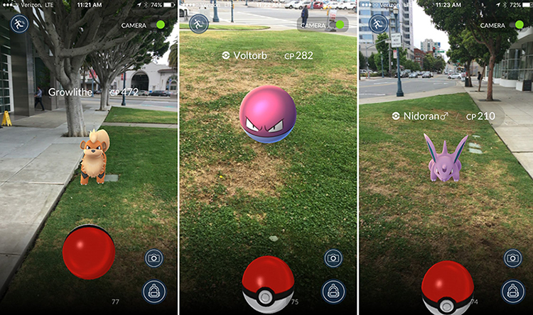 Pokemon Go Playing Guide