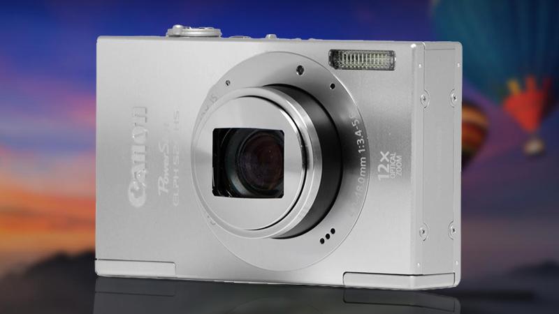Canon PowerShot ELPH-520-HS