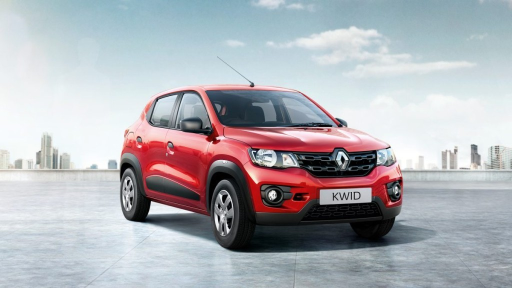 Renault-Kwid 1.0 India-2016