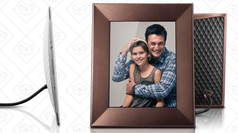 Nixplay Seed Digital Photo Frame