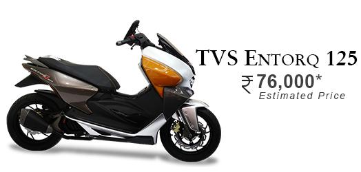 TVS EnTorq 125