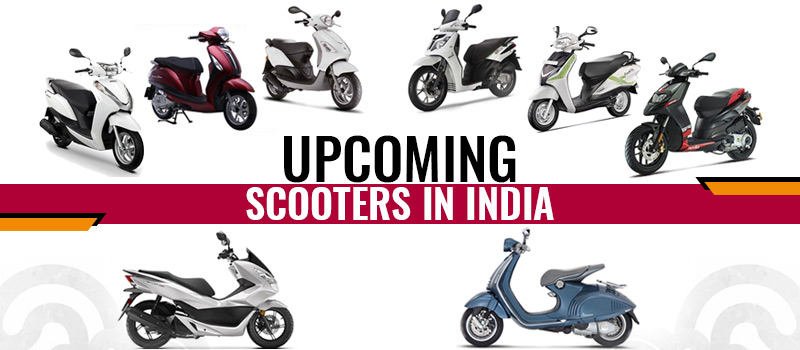 Upcoming Scooters