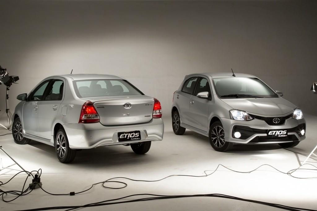 Toyota Etios Platinum & Liva Platinum