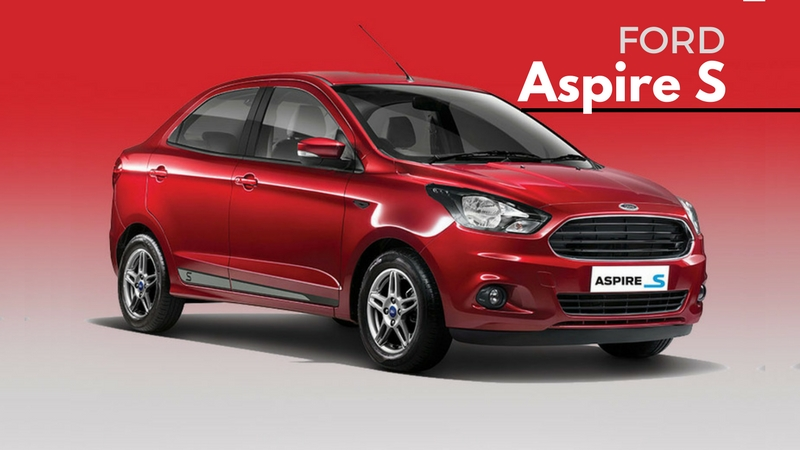 Ford Aspire Sports
