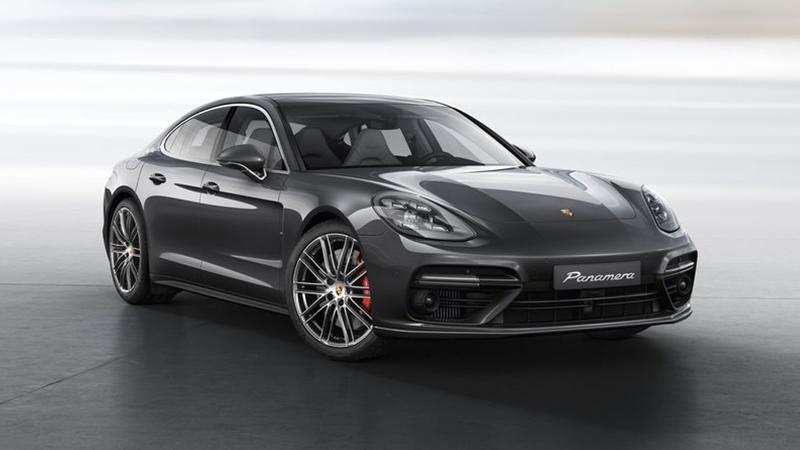 Porsche Panamera Turbo (Petrol)