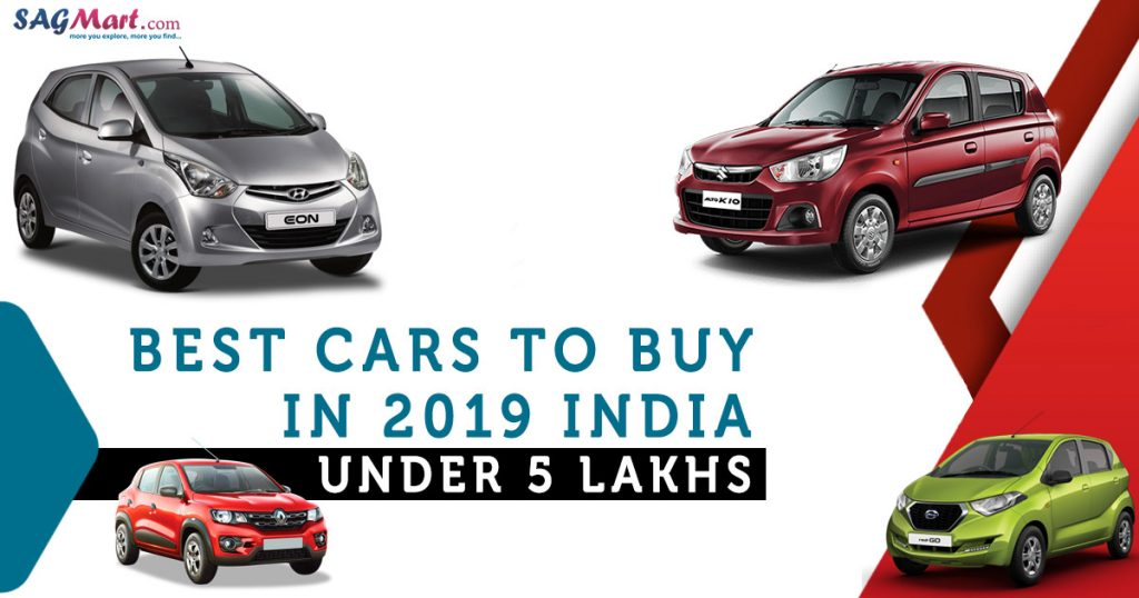 Best Cars To Buy Under 5 Lakh