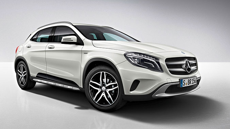 Mercedes-Benz GLA 220d 4MATIC Activity Edition