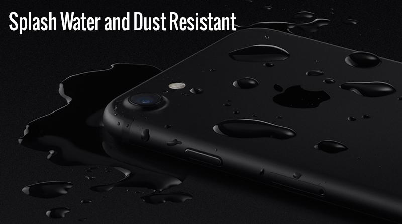 Apple iPhone 7 & 7 plus Water Resistivity