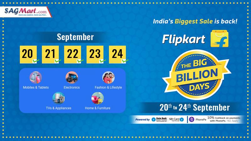 Flipkart Big Billion Sale