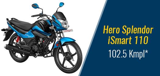 Hero Splendor iSmart 110