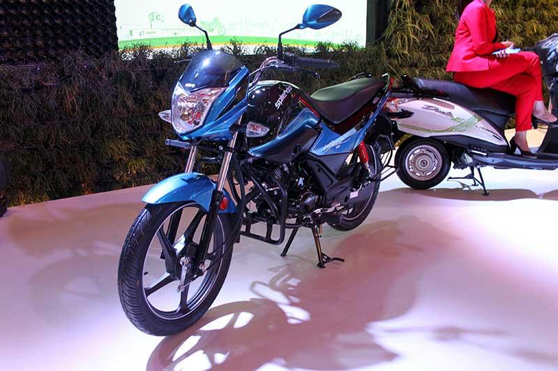 Hero Splendor iSmart 110cc