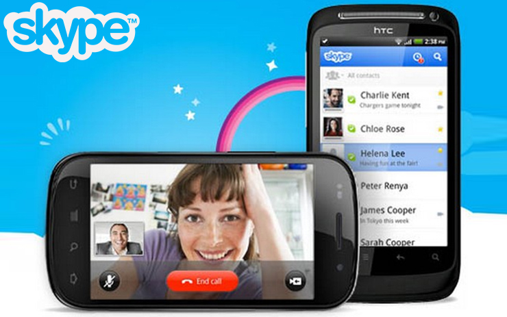skype video calling app