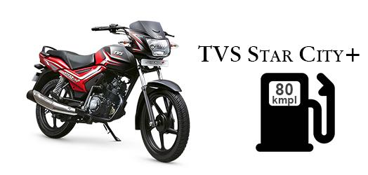 TVS Star City +