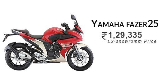 Yamaha Fazer25