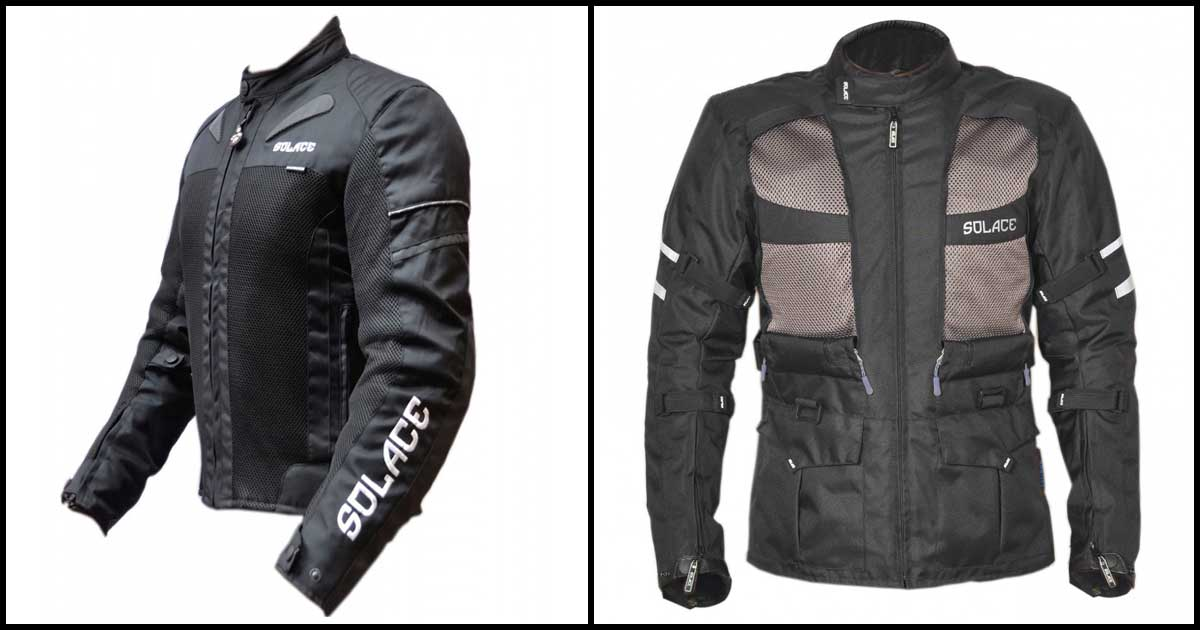 Solace Furious touring jacket