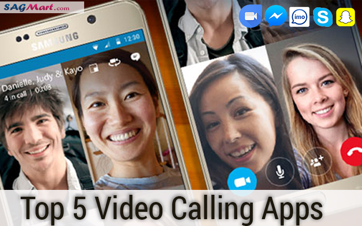 top 5 video calling apps