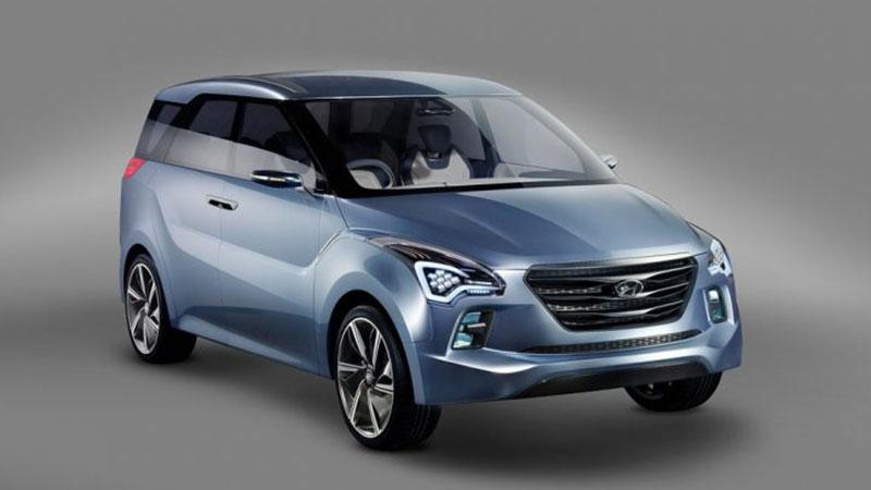 Hyundai Compact MPV