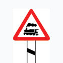 UNGuarded Level Crossing