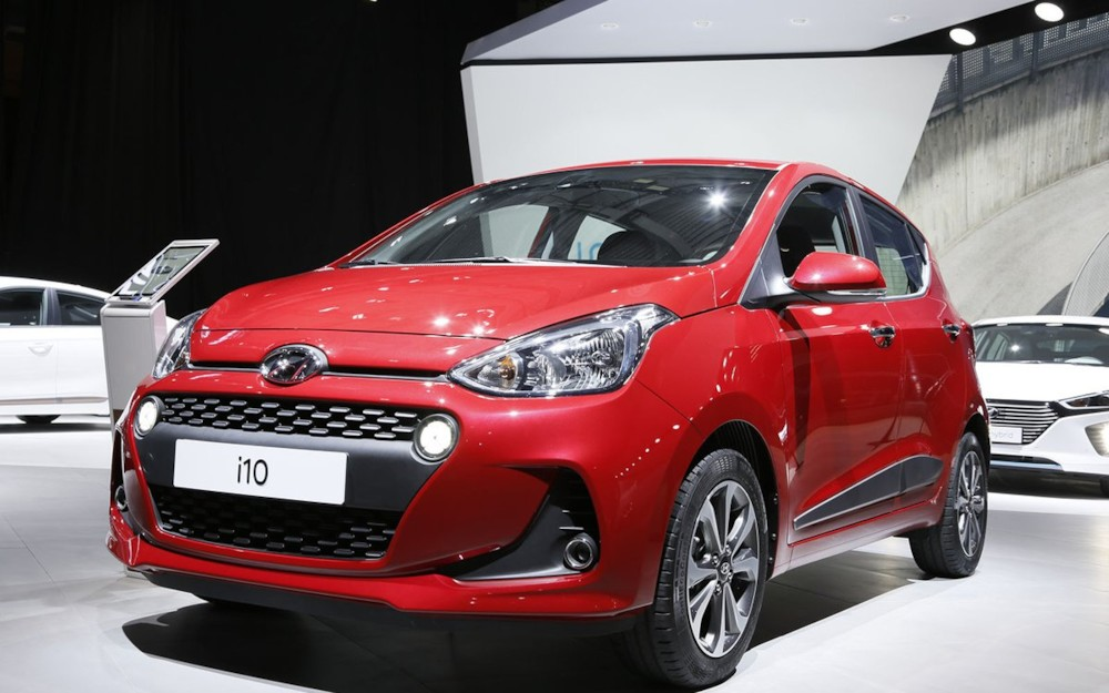 HYUNDAI GRAND I10 (AI3)