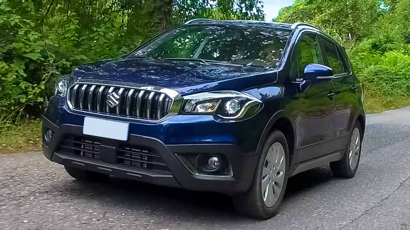 Maruti S-Cross Facelift