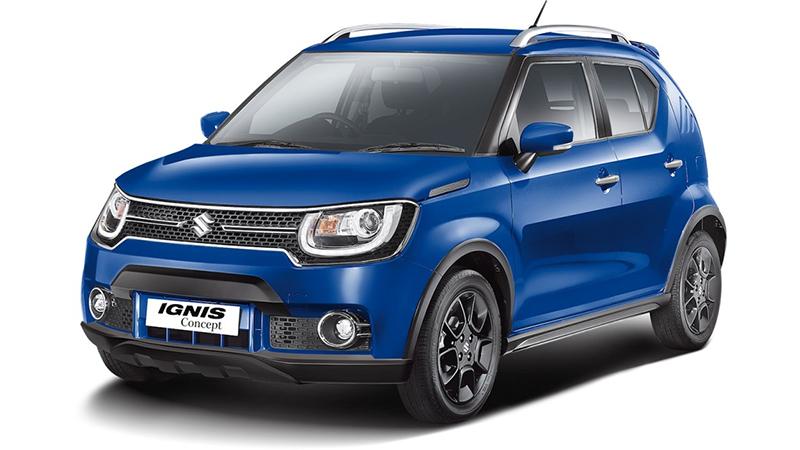 Maruti Suzuki ignis Crossover