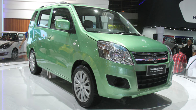 Maruti WagonR MPV