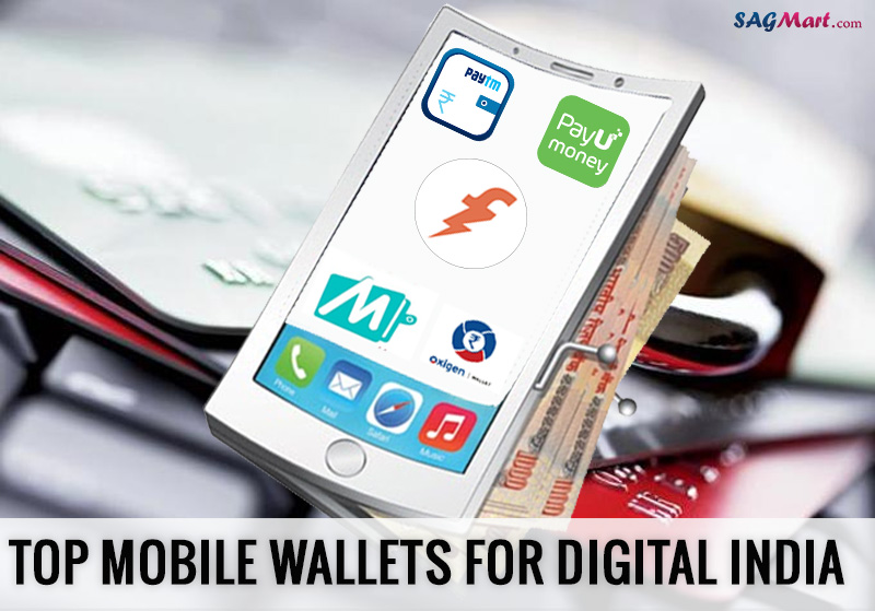top mobile wallets apps for digital india