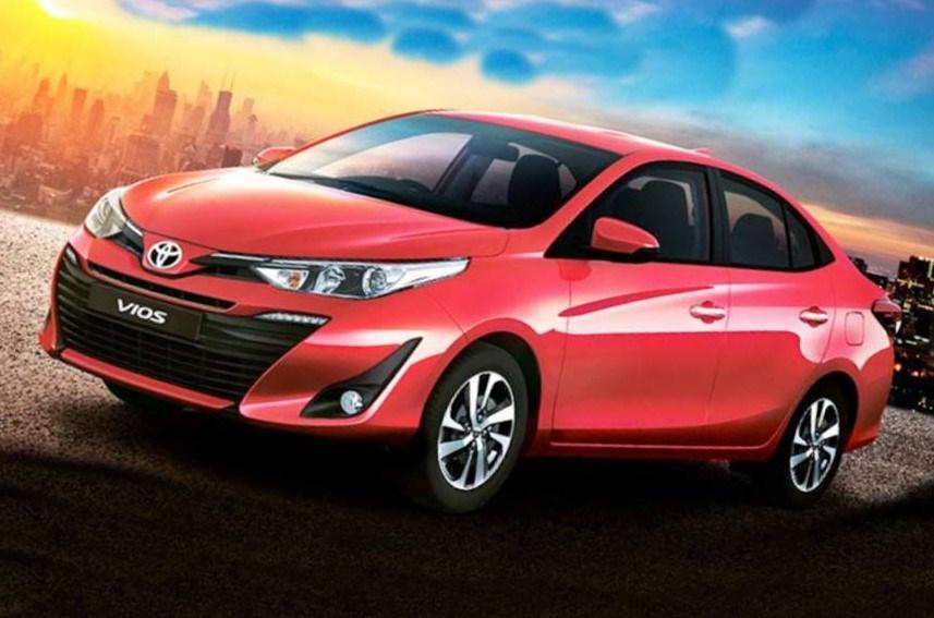 Toyota Vios New 2020