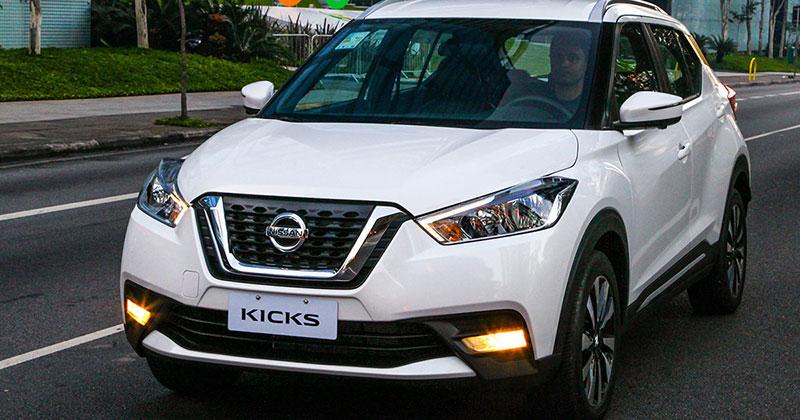 Nissan Kicks(SUV)