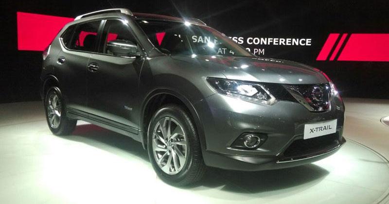 Nissan X-Trail Hybrid(SUV)