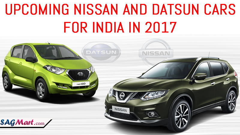 upcoming nissan and datsun cars