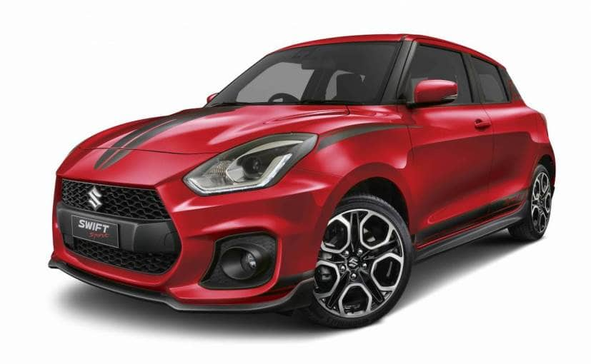 Maruti Suzuki Swift RS 2019