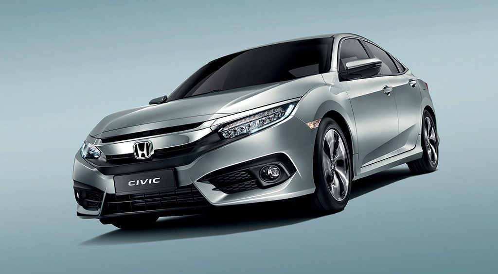 New Honda Civic Sedan 2020