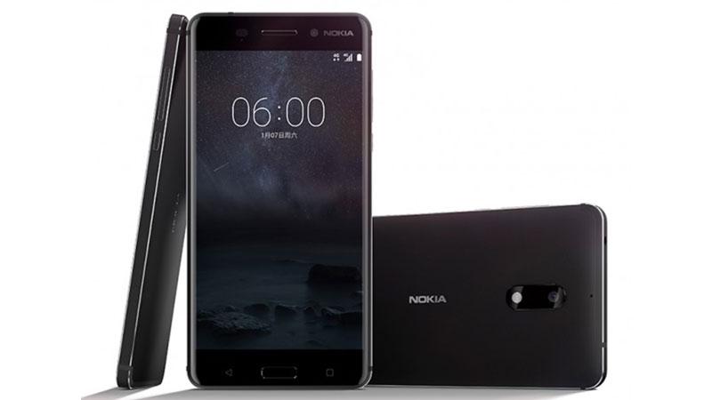 Nokia 6 Design