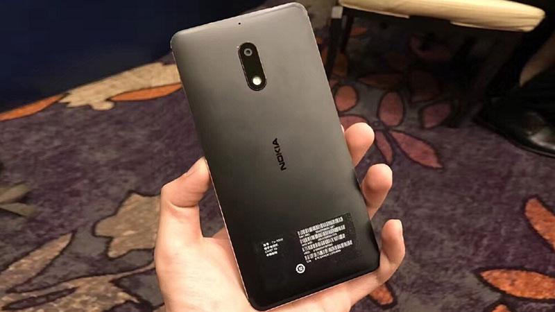 Nokia 6 Battery