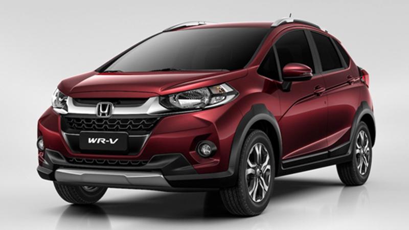Honda-WR-V