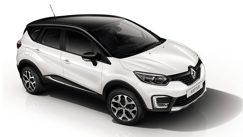 Renault Kapur