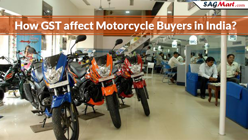 How GST affect on Motorcycle