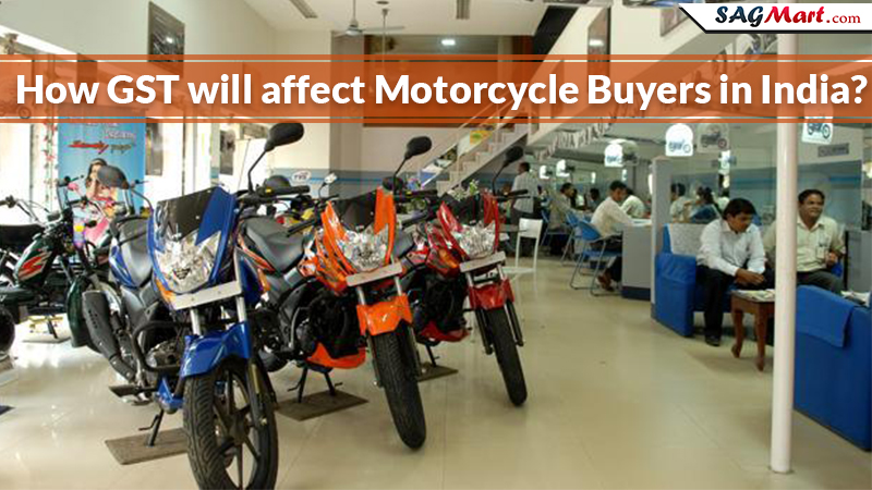 How GST will affect on Motorcycle