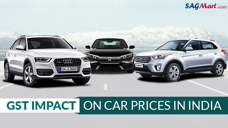 GST Impact on Car Prices in India