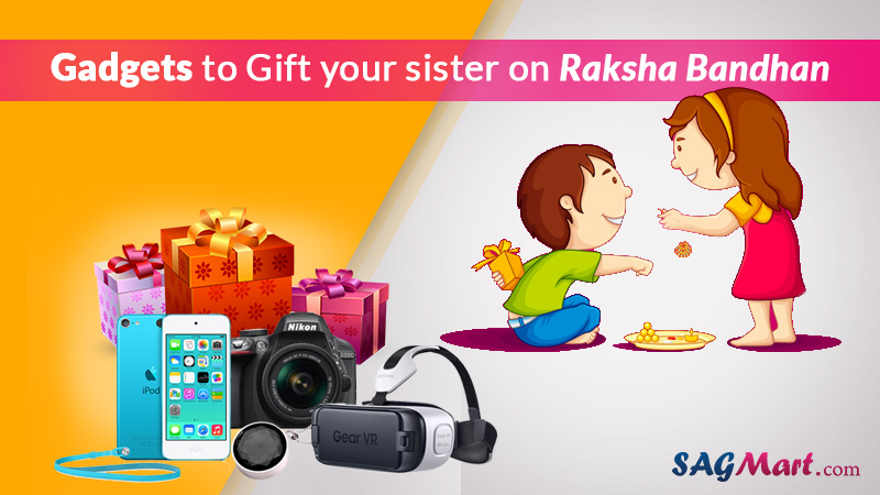 Raksha Bandhan Gifts for your Sisters