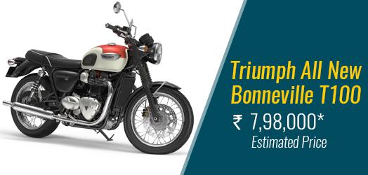 Triumph All New Bonneville T100