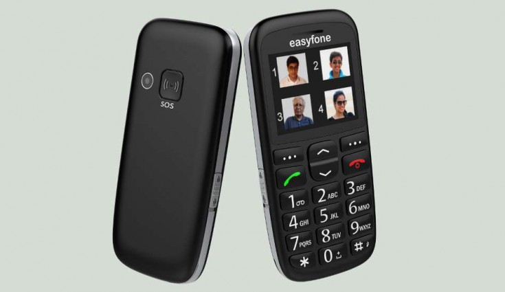 Easyfone mobile