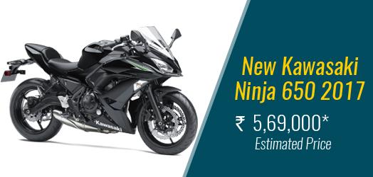 New Kawasaki Ninja 650 2017