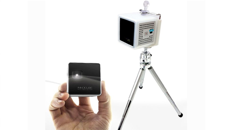 Cube Rif6 Cube 2-inch Mobile Handheld Projector
