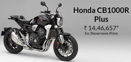 Honda CB1000R Plus