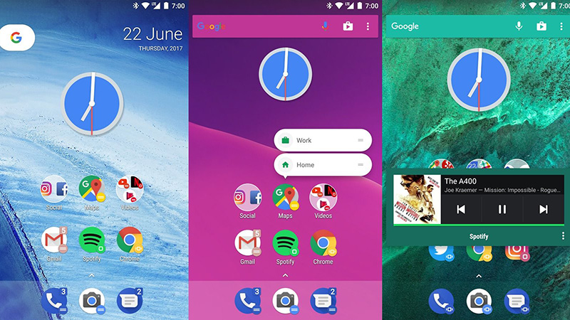 Image of Action Launcher